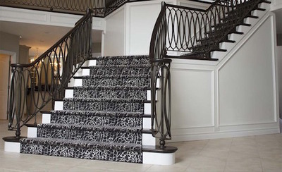 Large artifact custom slider custom w staircase 0828