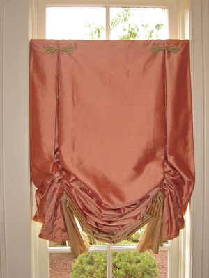 Large custom curtain photo 22